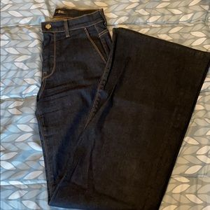 7 For All Mankind Trouser Flair